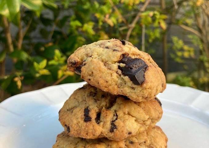 Les super cookies!
