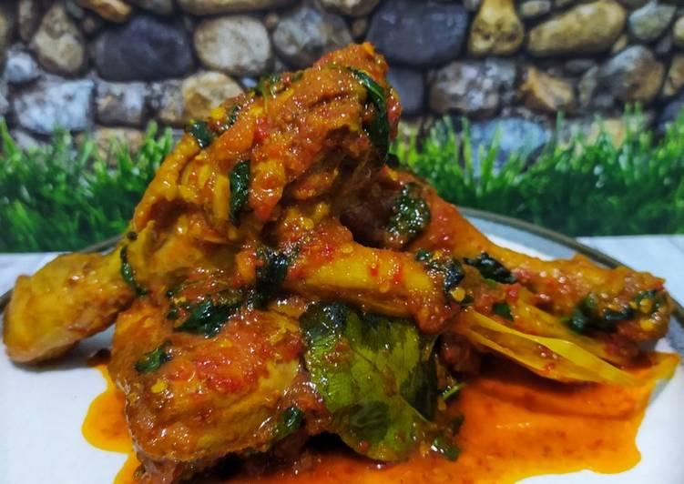 Resep 273# Ayam rica khas menado yang Lezat Sekali