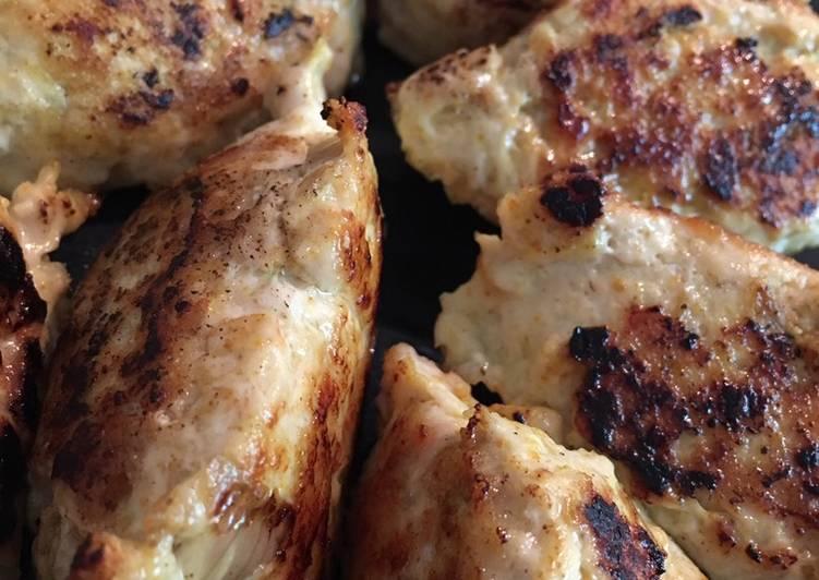 Comment Préparer Les Boulette de poulet au curry