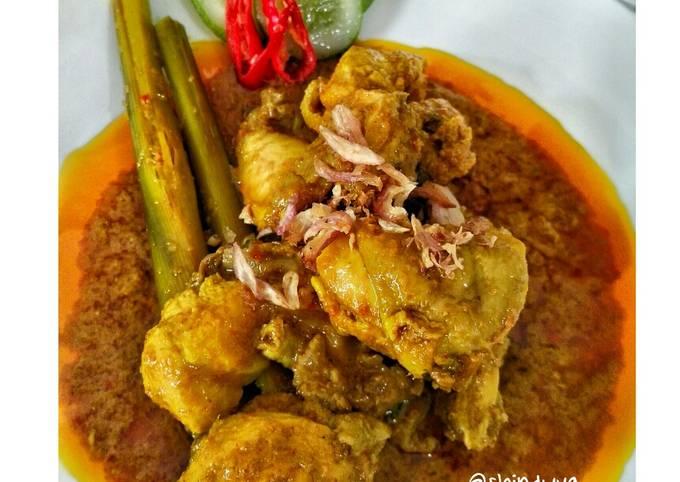 Resepi Kari Ayam Pedas Jawa Timur Pawtaste Com