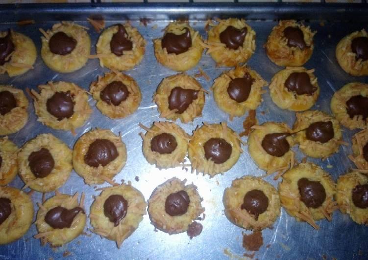 Kukis Jempol Crunchy Anti Gagal (ThumbPrint)