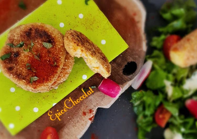 Recette Appétissante Croquettes pommes de terre carottes et ricotta