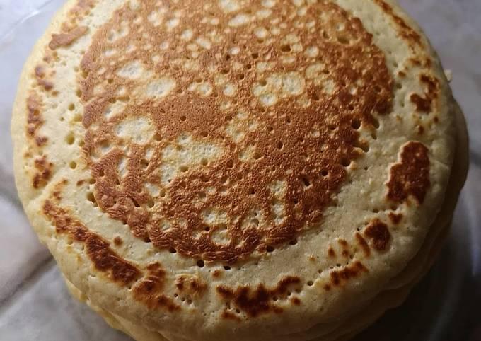 Pancakes québécois