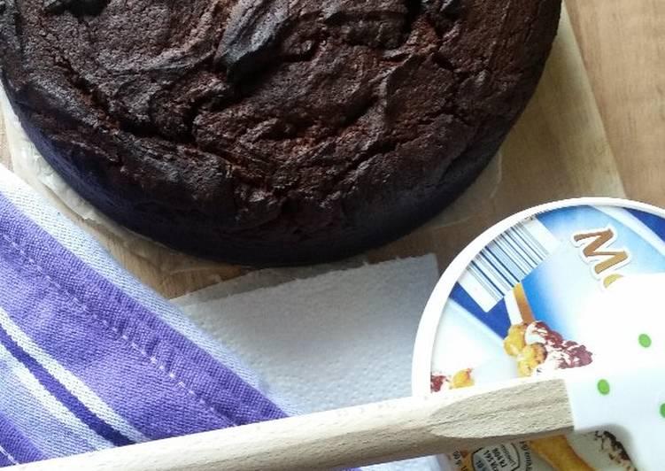 Nutella Kuchen ohne Eier
