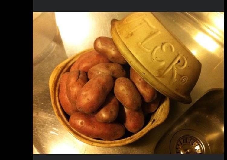 La Meilleur Recette De Pommes de terre au diable