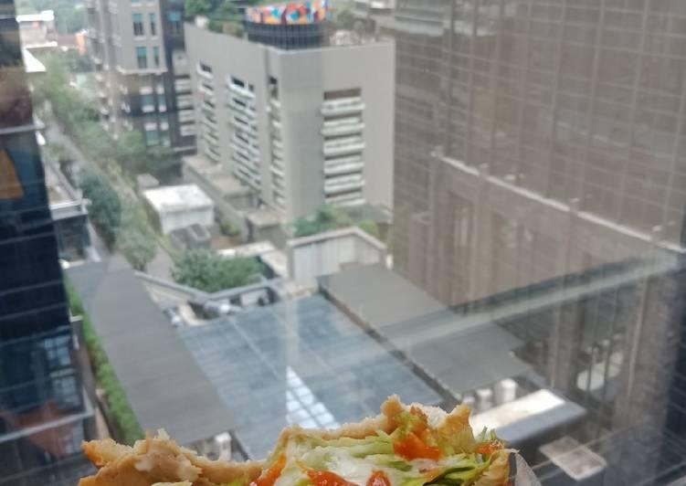 Resep Sandwich Bekal Simple Sehat Terbaik