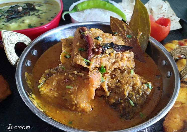 Masala fish curry, Helping Your Heart with Food
