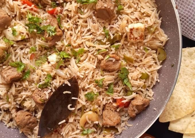 Easiest Way to Make Favorite Veg pulao
