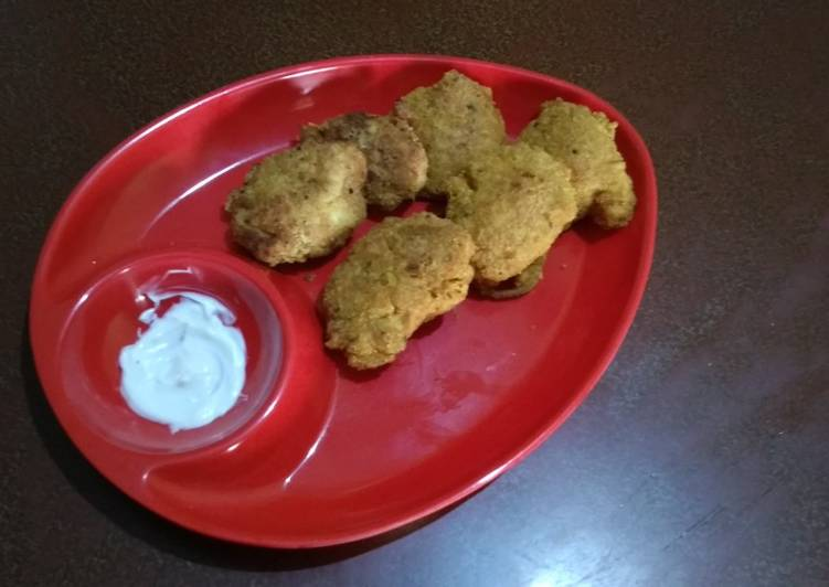 Recipe of Quick Spawn fritters