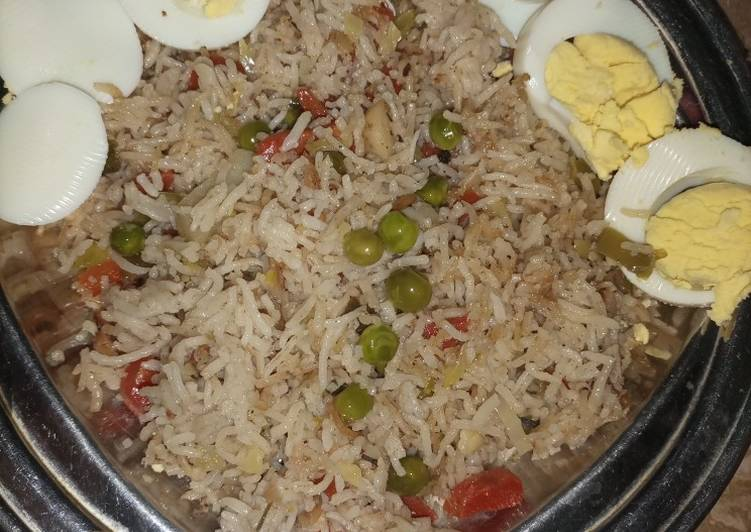 Step-by-Step Guide to Prepare Quick Sabzi Pulao