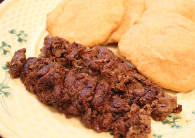 Simple Way to Make Speedy Beef Fry