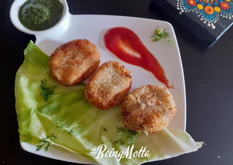 Cabbage Cutlets