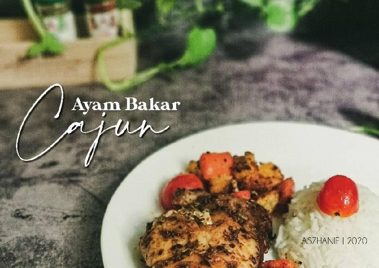 [Ayam] Ayam Bakar Cajun - velavinkabakery.com