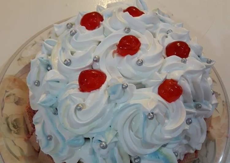 Simple Way to Prepare Speedy Cream Trifle