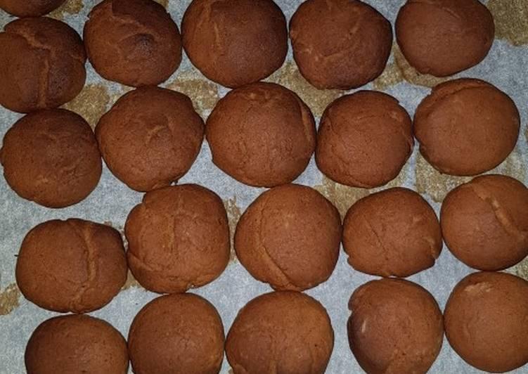 Simple Way to Make Super Quick Homemade 3 ingredients Biscotti (light version)