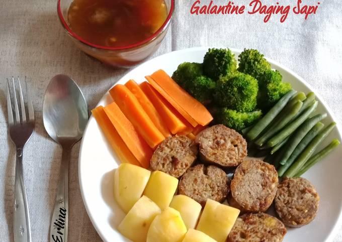 Galantine Daging Sapi - projectfootsteps.org
