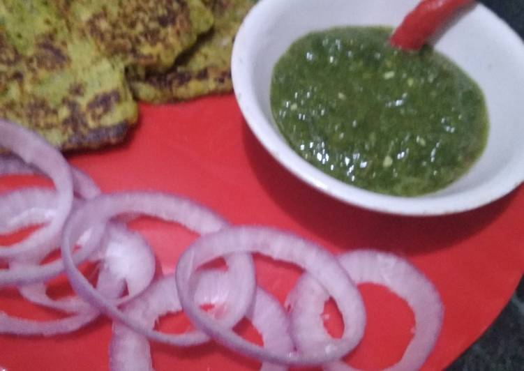 Foods That Can Make Your Mood Better Sprouted moong cheela