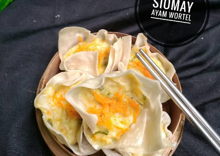 Siomay Ayam Wortel