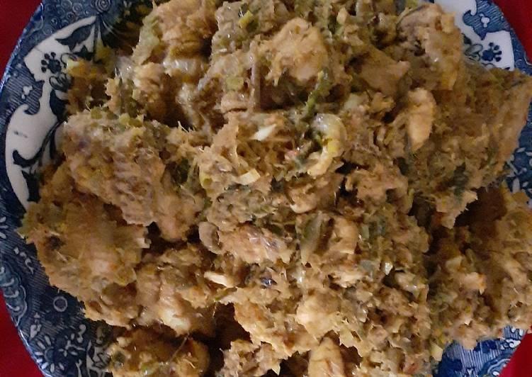 Resep Ayam Bumbu Rw Khas Manado Enak