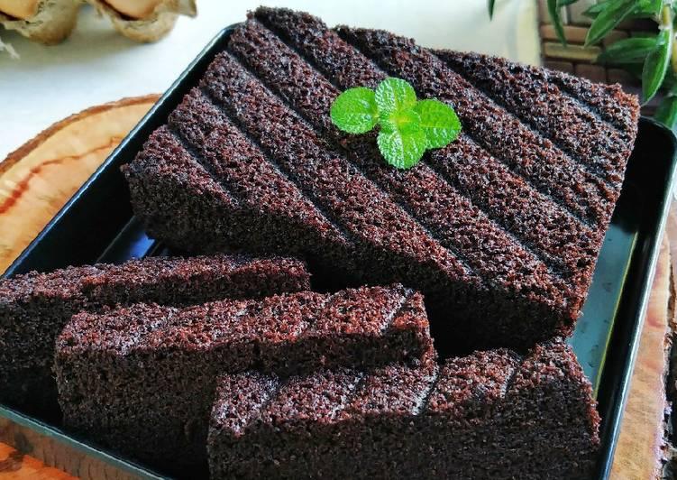 Brownies Kukus Nyoklaaatt Banget