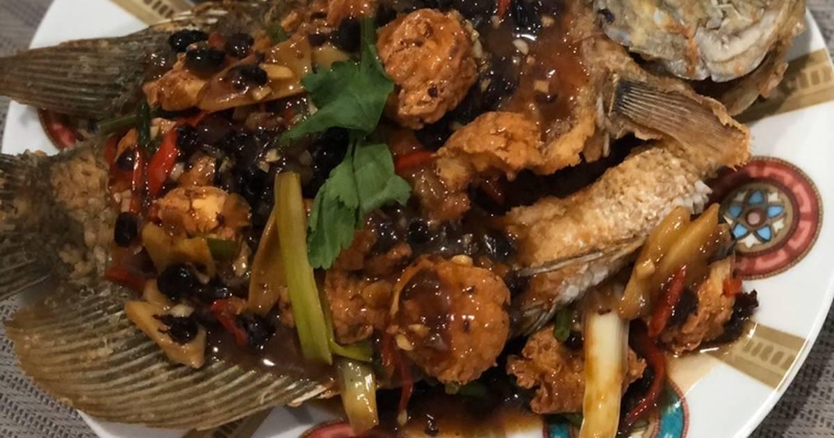 52 resep ikan tausi enak dan sederhana - Cookpad