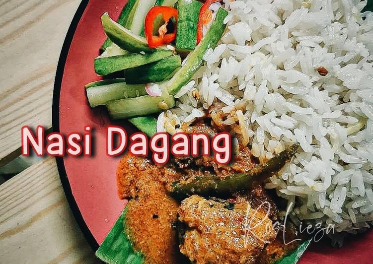Nasi Dagang Terengganu - resepipouler.com