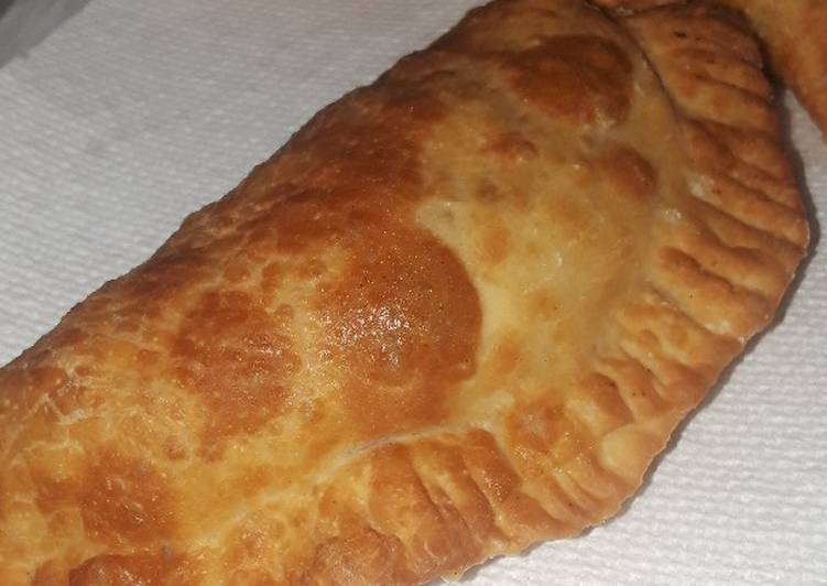 Easiest Way to Prepare Perfect Beef Empanadas