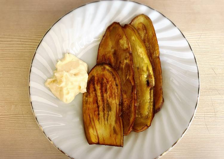 Recipe: Yummy Fried Eggplant ?