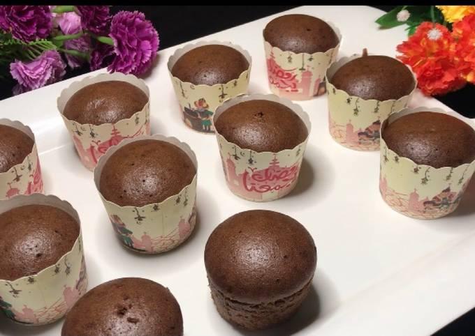 Bagaimana Menyiapkan Bolu kukus chocolatos, Sempurna