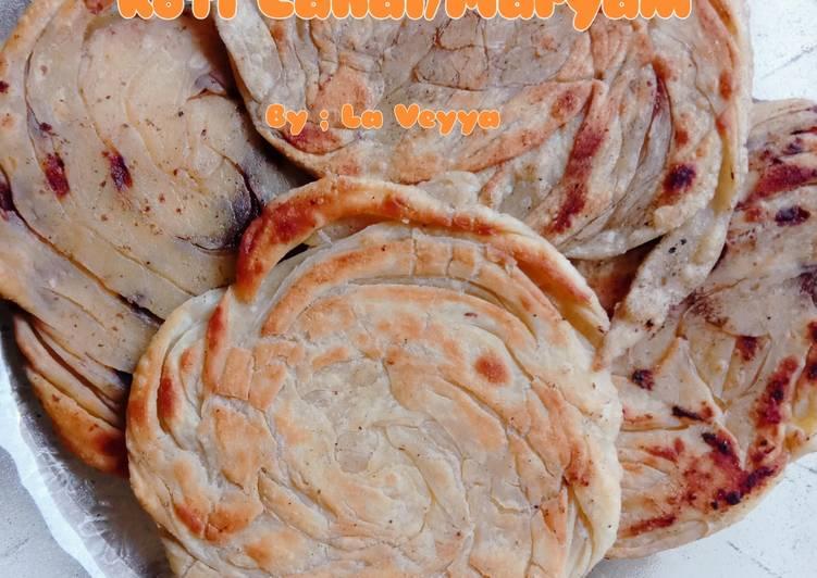 Roti Canai/Maryam