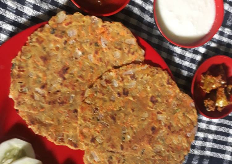 2 Things You Must Know About Carrot Paratha