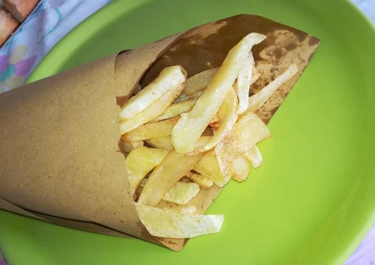 """Patatine fritte """"Volare"""""""