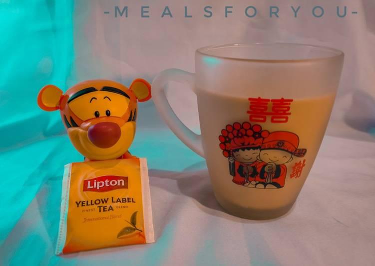 Langkah Mudah untuk Menyiapkan Thai Tea Ala Anak Kost yang Lezat