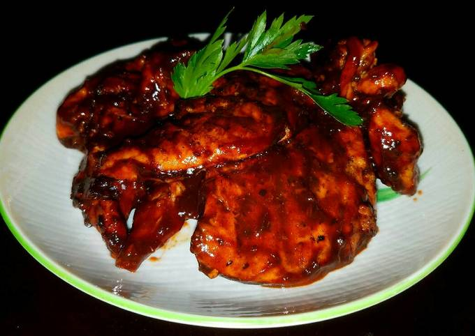 Mike's Grilled BBQ Chicken Strips