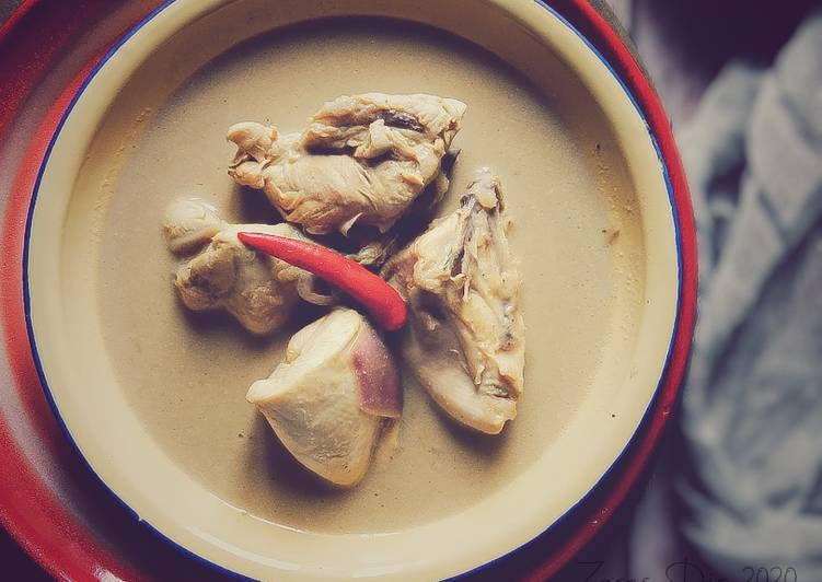 Ayam Masak Kurma Simple
