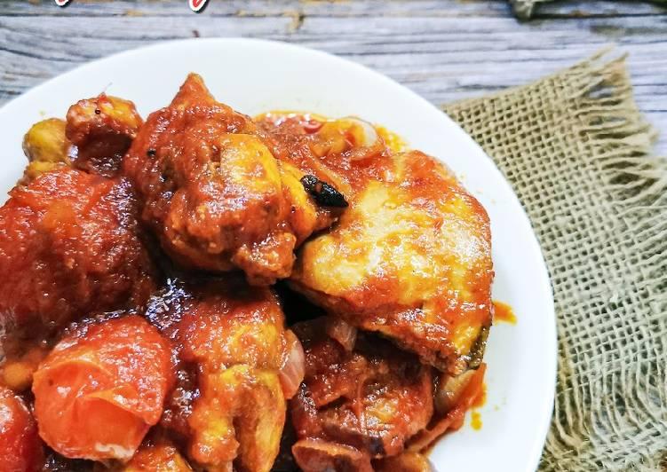 [Ayam] Ayam Masak Merah