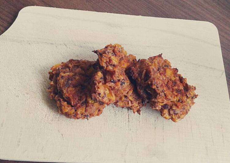 Discover How to Boost Your Mood with Food Corn and Bean Patties