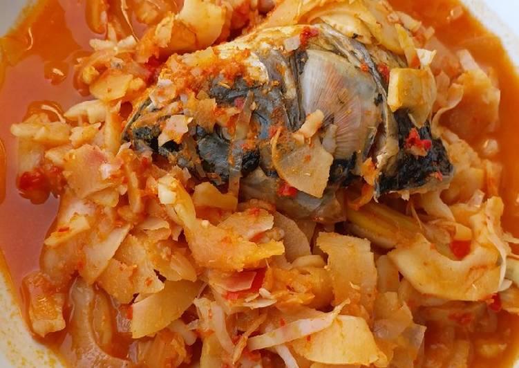 Resep Lemea Masakan Khas Bengkulu oleh candycooking - Cookpad