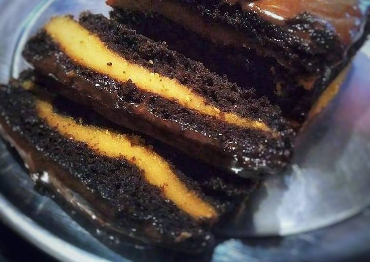 Recipe of Ultimate Marble cake