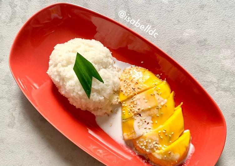 100. Mango Sticky Rice