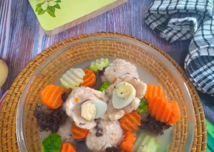 Sup Baso Rambutan