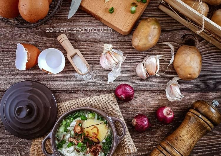 Sup kentang & suhun