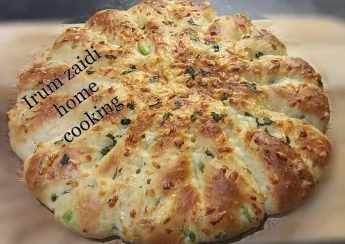 🧀🌿🍞Cheese and Onion Bread Serve with Potato Corn Soup🍞🌿🧀