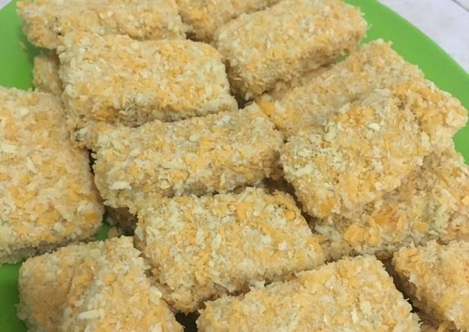 Resep Nugget Ayam Homemade Oleh Uni Tanjung Cookpad