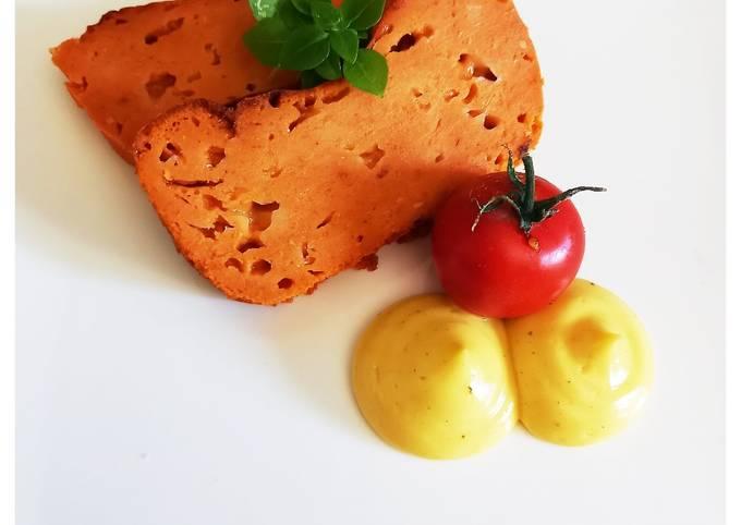 Pain de thon à la tomate