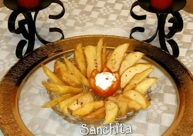 Step-by-Step Guide to Prepare Ultimate Potato Love Bites/Potato Wedges
