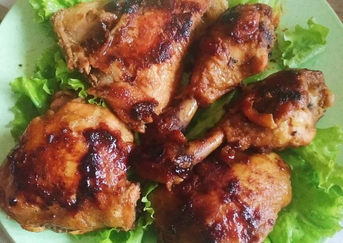 Ayam Bakar Yummy 😋