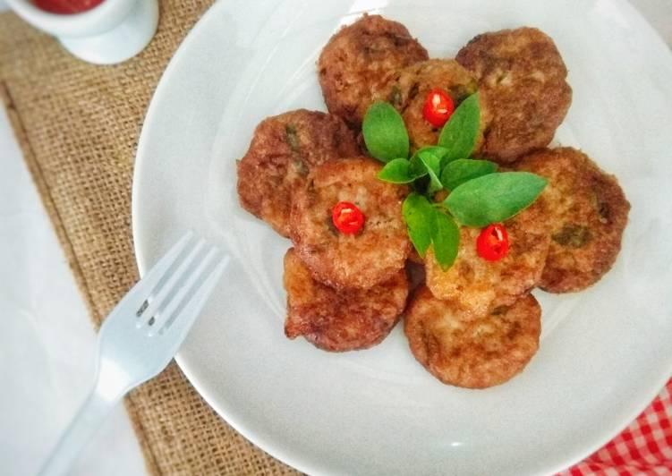 Perkedel Tahu Terong - cookandrecipe.com