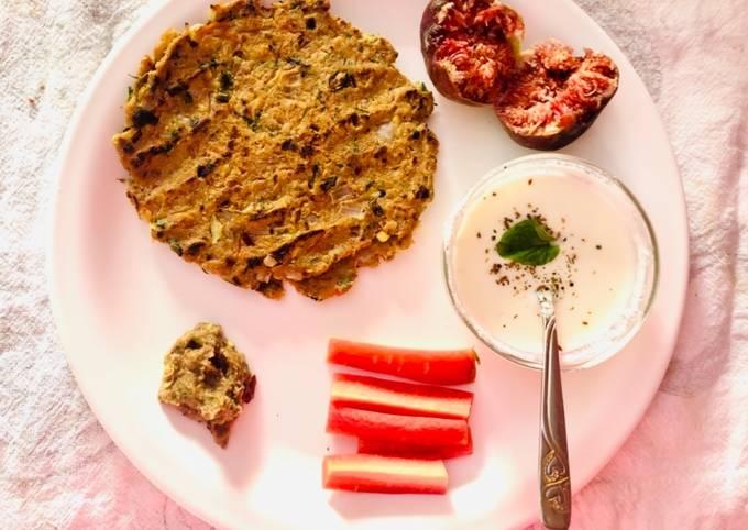 Healthy Jowar Paratha