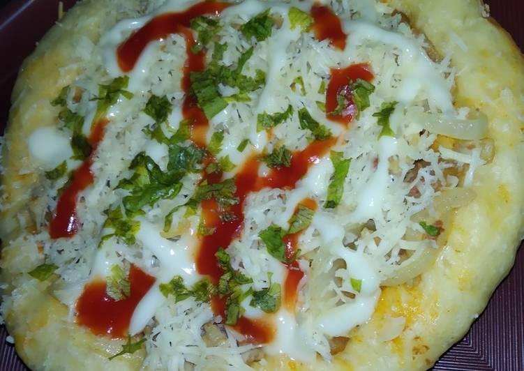 Pizza Teflon (Anti Ribet)